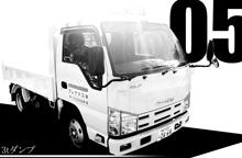 プレアデス株式会社 所持車両 重機5 白黒画像